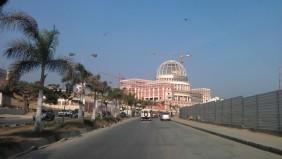 Haus der Nationalversammlung von Luanda - Angola